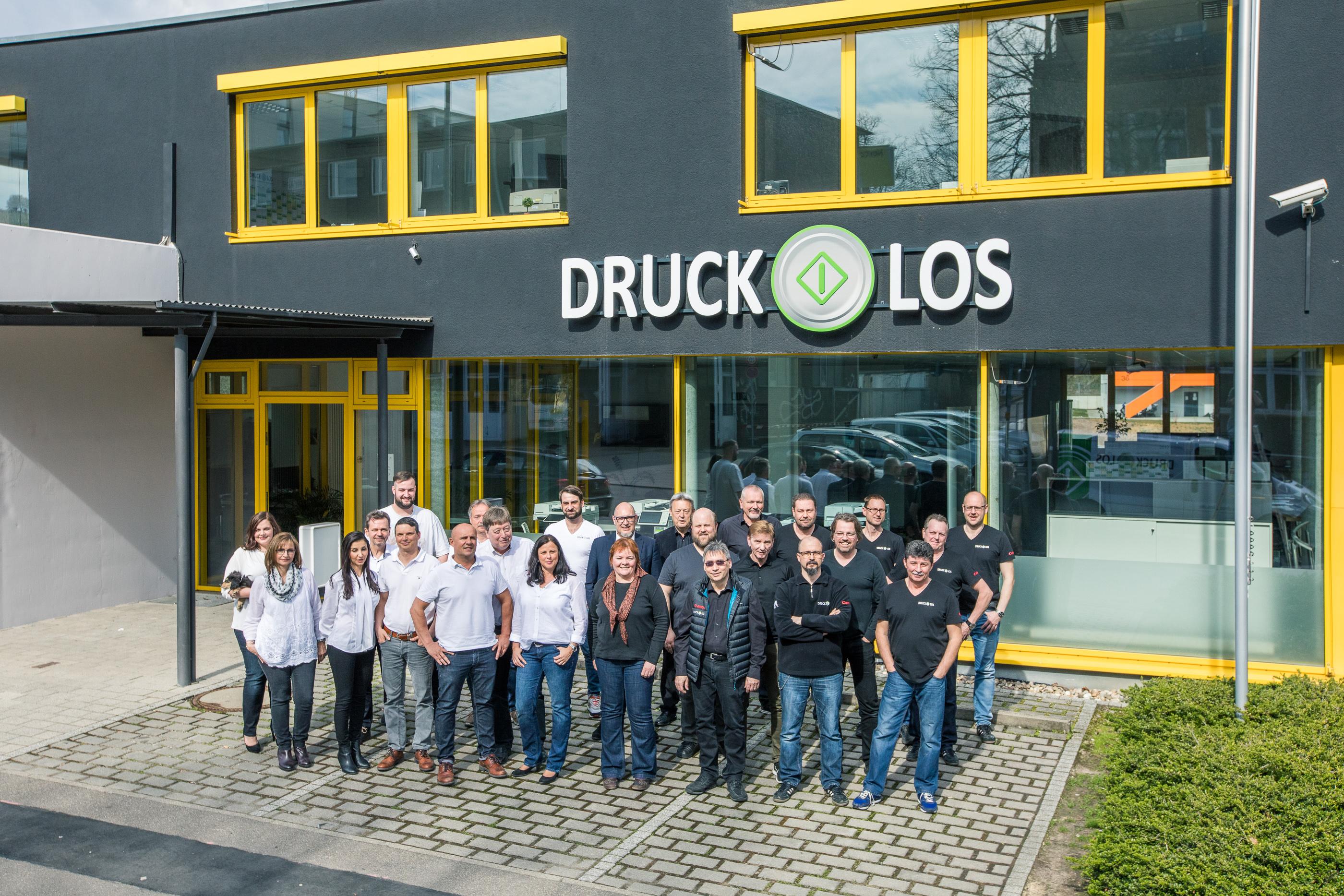 Drucklos - Team Kopierer und Drucker